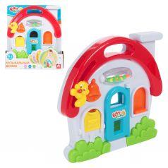 Игрушка развивающая S+S Toys Музыкальный домик