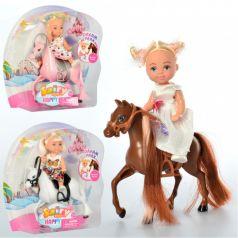 Игровой набор Defa Sairy Style Кукла с лошадкой