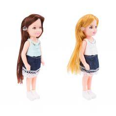 Игрушка Игруша Кукла 14 см