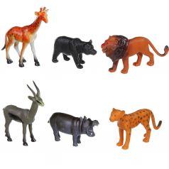 Набор животных Bondibon Ребятам о зверятах. Дикие животные