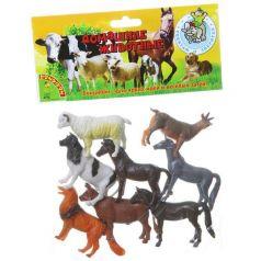 Набор животных Bondibon Ребятам о зверятах Домашние животные