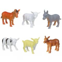 Набор животных Bondibon Ребятам о зверятах. Детеныши домашних животных