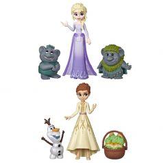 Игровой набор Disney Frozen Холодное сердце 2 Кукла и друг