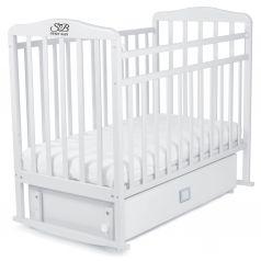 Кровать Sweet Baby Luciano, цвет: белый