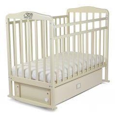 Кровать Sweet Baby Luciano, цвет: слоновая кость