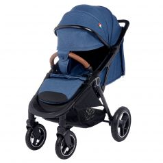 Прогулочная коляска Sweet Baby Suburban Compatto, цвет: джинс