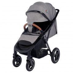 Прогулочная коляска Sweet Baby Suburban Compatto, цвет: серый
