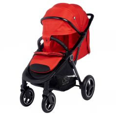 Прогулочная коляска Sweet Baby Suburban Compatto, цвет: красный