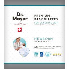 Подгузники Dr.Mayer р. NB (2-5 кг) 22 шт.