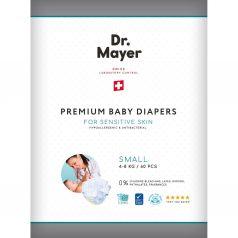Подгузники Dr.Mayer р. S (4-8 кг) 60 шт.