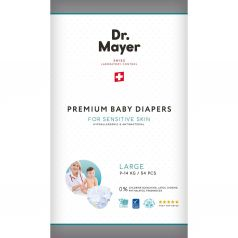 Подгузники Dr.Mayer р. L (9-14 кг) 54 шт.