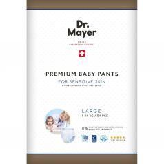 Трусики-подгузники Dr.Mayer р. L (9-14 кг) 54 шт.