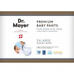 Трусики-подгузники Dr.Mayer р. XXL (16-26 кг) 30 шт.