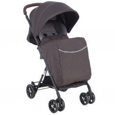 Прогулочная коляска McCan LIA, цвет: черный