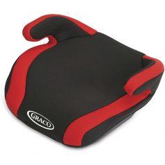 Автокресло Graco Connext diablo group 3 car seat, цвет: черный/красный