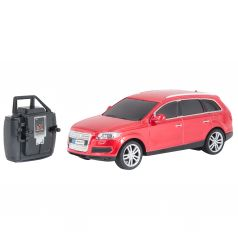 Машина на радиоуправлении Audi Q7 (красная) Maxi Car