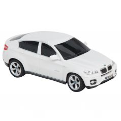 Машина на радиоуправлении BMW X6 (белая) Maxi Car
