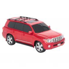 Машина на радиоуправлении Toyota Land Cruser (красная) Maxi Car