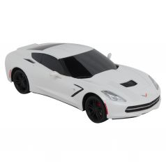 Машина на радиоуправлении Chevrolet Corvette C7 (белая) Maxi Car