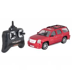 Машина на радиоуправлении GMC (красн) Maxi Car