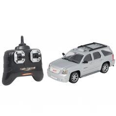 Машина на радиоуправлении GMC (серая) Maxi Car