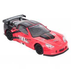 Машина на радиоуправлении Chevrolet Corvette C6 R, (красн) Maxi Car