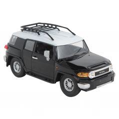 Машина на радиоуправлении Toyota FJ Cruiser (черная) Maxi Car