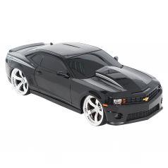 Машина на радиоуправлении Chevrolet Camaro Copo (черная) Maxi Car