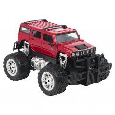 Машина на радиоуправлении Hummer H2 Suv, (красн) Maxi Car