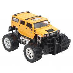 Машина на радиоуправлении Hummer H2 Suv, (желт) Maxi Car