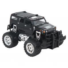 Машина на радиоуправлении Hummer H2 Suv, (черн) Maxi Car