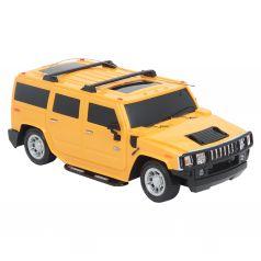 Машина на радиоуправлении Hummer H2 Suv желтый Maxi Car