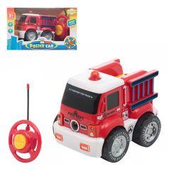 Машинка на радиоуправлении Игруша Пожарная машина