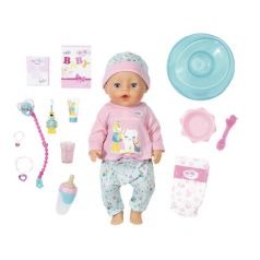 Кукла Zapf Creation Baby Born Чистим зубки 43 см