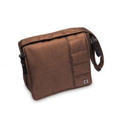 Сумка Moon Messenger bag, цвет: chocolate panama