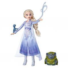 Кукла Disney Frozen Холодное сердце 2 Elsa с аксессуарами