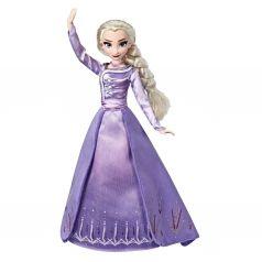 Кукла Disney Frozen Холодное сердце 2 Elsa в делюкс наряде