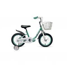 Велосипед Forward BARRIO 14, цвет: бирюзовый