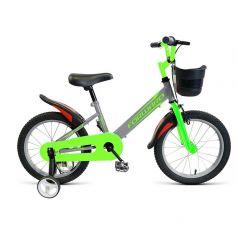 Велосипед Forward NITRO 18, цвет: серый