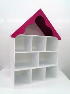 Дом-стеллаж для кукол Коняша