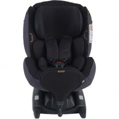 Автокресло BeSafe iZi Kid X3 i-Size, цвет: midnight black melange