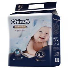 Подгузники Chiaus Cottony Soft (4-8 кг) шт.