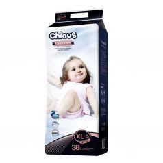 Трусики-подгузники Chiaus Cottony Soft (12-17 кг) шт.