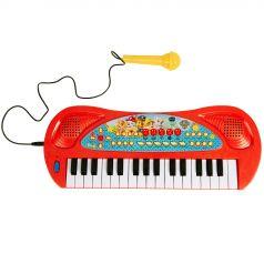 Синтезатор Paw Patrol игрушечный с микрофоном