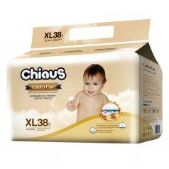 Трусики-подгузники Chiaus Golden Care (12-17 кг) шт.