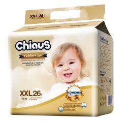 Трусики-подгузники Chiaus Golden Care (15+ кг) шт.