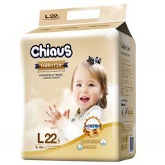 Трусики-подгузники Chiaus Golden Care (9-14 кг) шт.