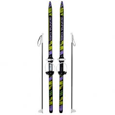 Лыжи подростковые Олимпик Ski Race (150/110)