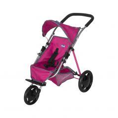 Трехколесная коляска для кукол Chicco JR Active3 Purchair