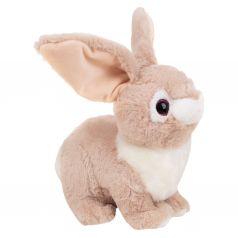 Мягкая игрушка Игруша Кролик бежевый 40 см